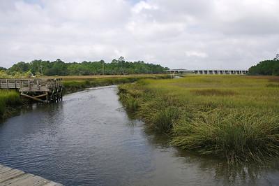 Daniel Island Marsh (October 6, 2007)