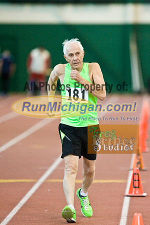 Race Walking - 2012 USATF Michigan Indoor Track & Field Championships