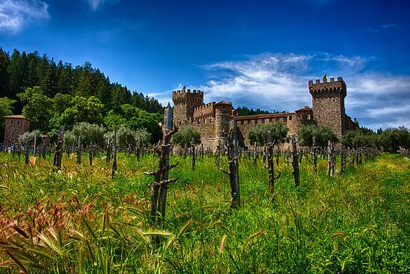 Napa Valley - Castello di Amorosa