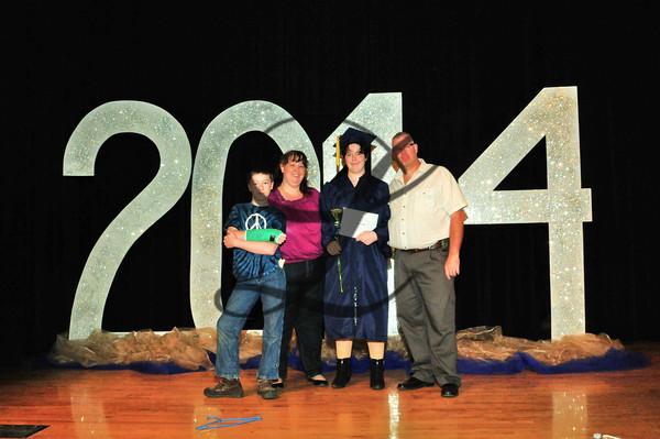 WHS Graduation 2014