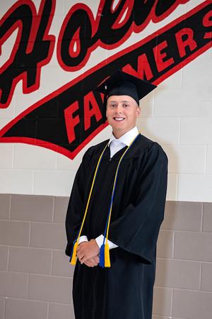 Trystan Moltrer Graduation Hoehne 2019