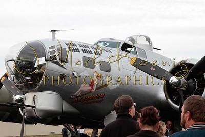 B-17 Bomber November 2010