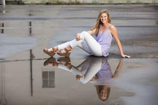 Brooke SR Portraits