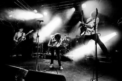 Funky Penguins, Eggstockfestivalen 2012 (finale)