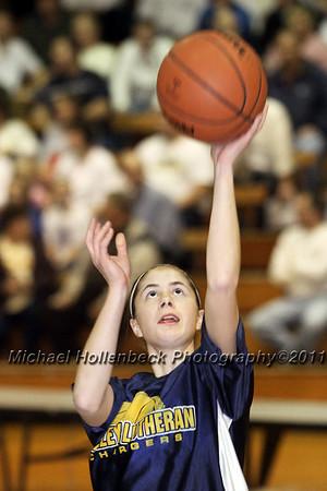 Valley Lutheran Girls Basketball Class C District/Regional Champs 2011