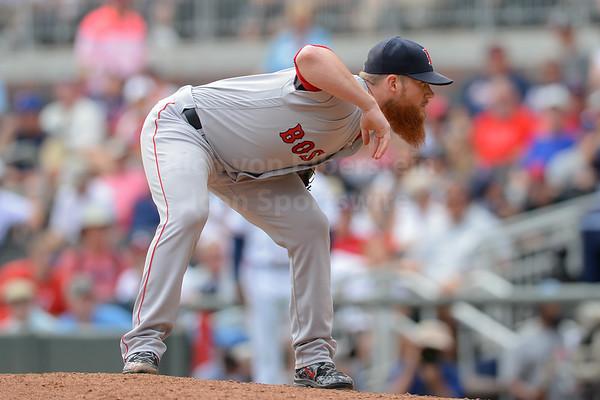 9/5/18 Atlanta Braves vs Boston Red Sox