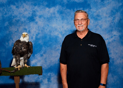 2019 Council Banquet Eagle Portraits, May 31, 2019
