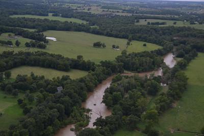 CU August River