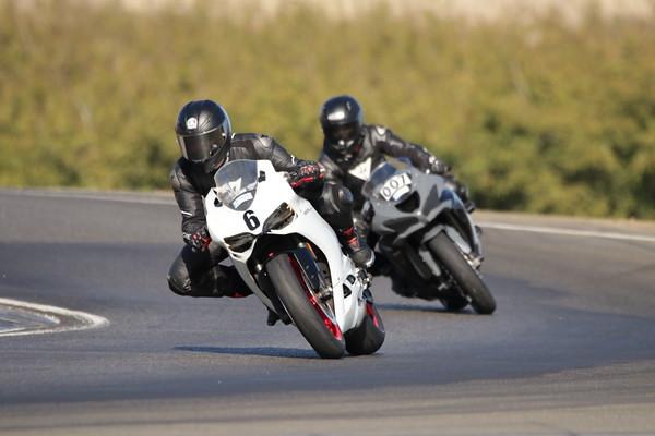 6 Ducati White