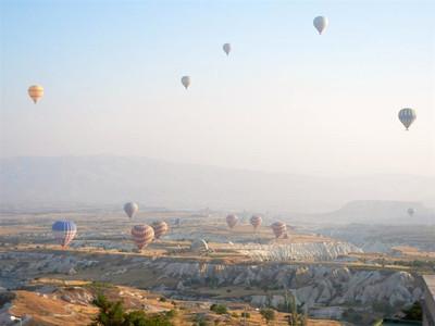 Cappadocia/Istanbul 2011