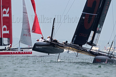America's Cup World Series 2012