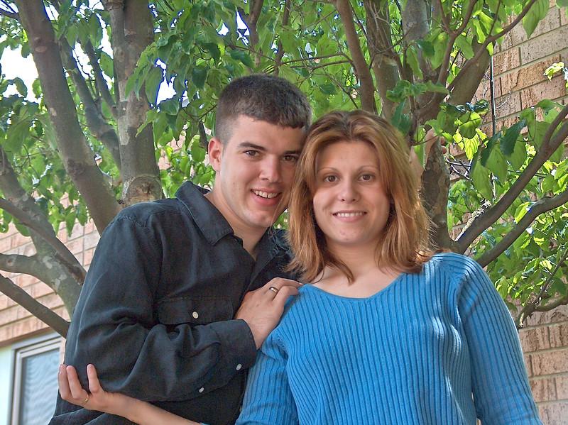 Caleb and Crystal