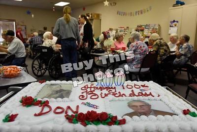 Veeder 100th Birthday