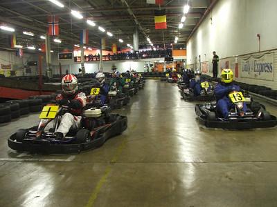 Karting Challenge - 22 Nov 2007