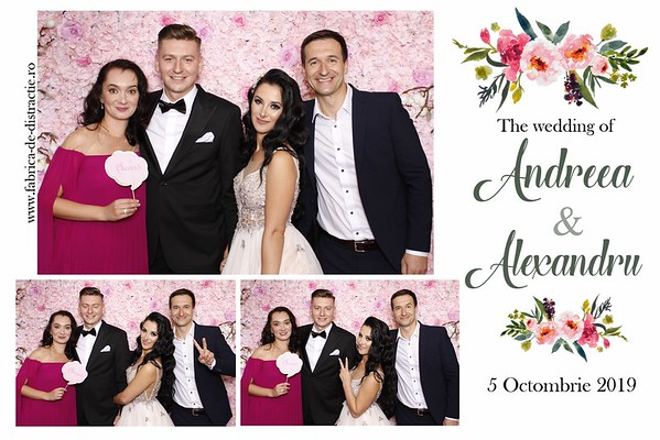 Andreea & Alexandru - Nunta Ploiesti