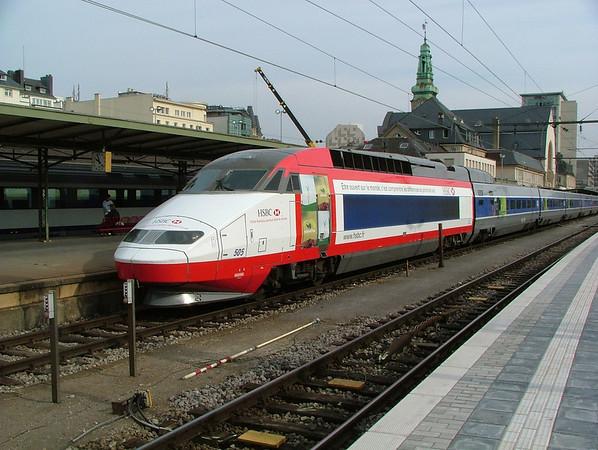 Switzerland 2007 - Part 1