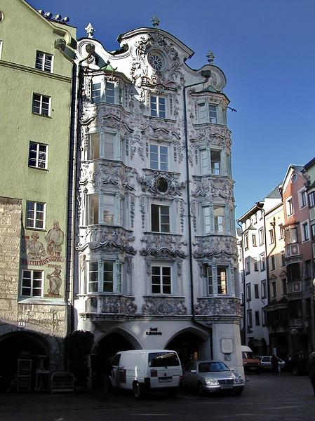 Austria, Innsbruck