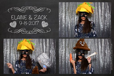 Zack & Elaine Wedding
