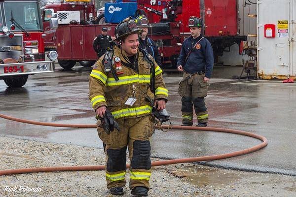 PFD Truck Fire - 2-25-18