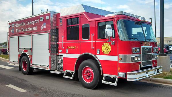 Elderville-Lakeport Fire Department