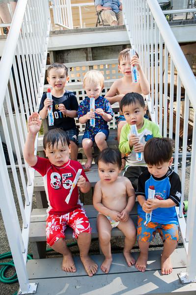 Family Visit Summer 2012