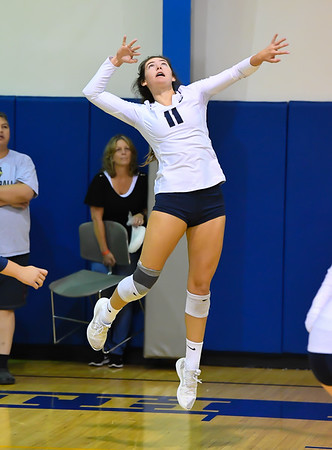 10-4-19 -  Trinity Catholic vs Vista Murietta - Nike TOC Volleyball Game