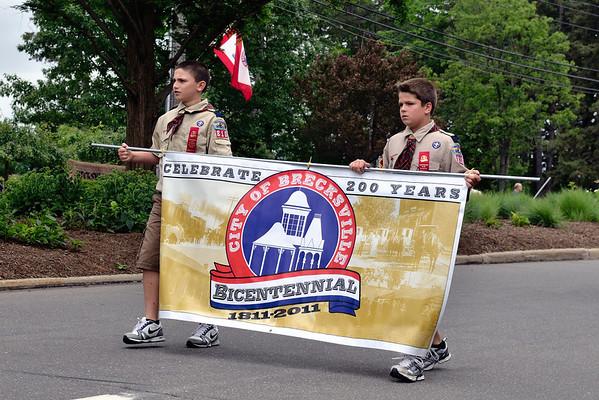 Brecksville Bicentennial Parade