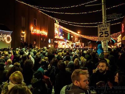 New Year's Eve 2015 - Hampden