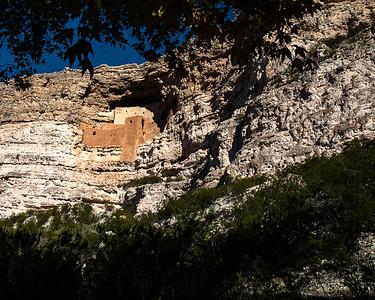 Montezuma's Castle & Well