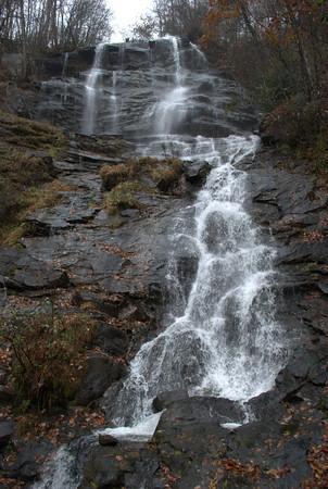2013/11/16-1 - Amicalola Falls