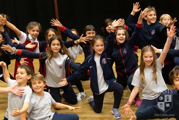 TASIS Elementary School Fall Theater Workshop