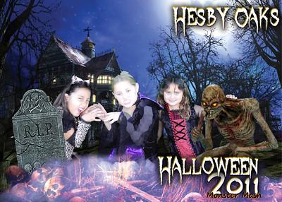 Hesby Oaks Monster Mash 2011