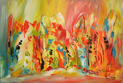HETS : CEFOC : Peintures de fleurs