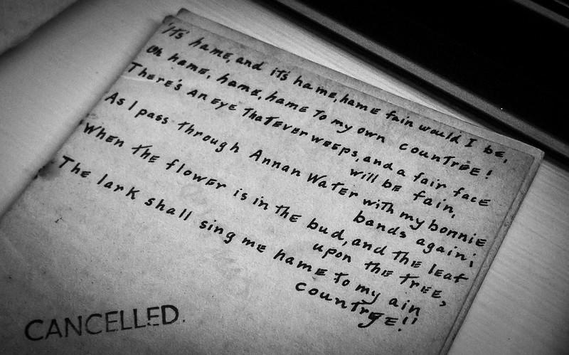 Grandads Diary
