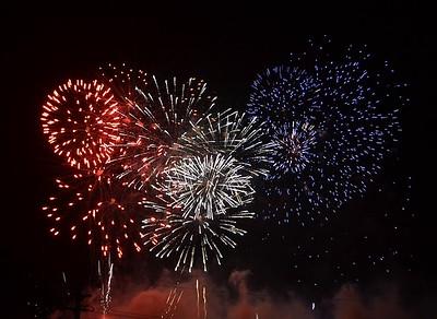 2015/07 Wamego Fireworks