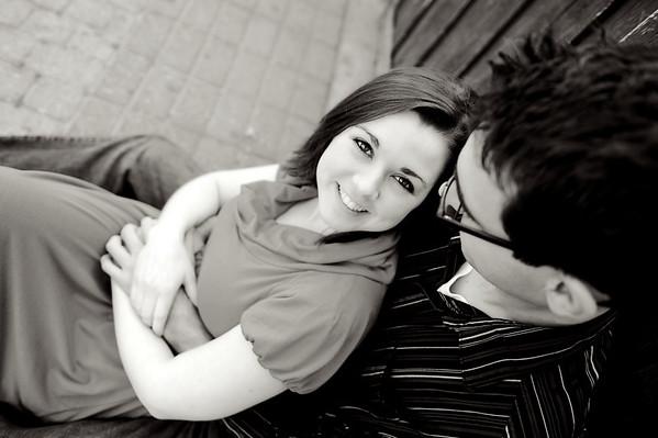Gina & Blake Engagement Portraits