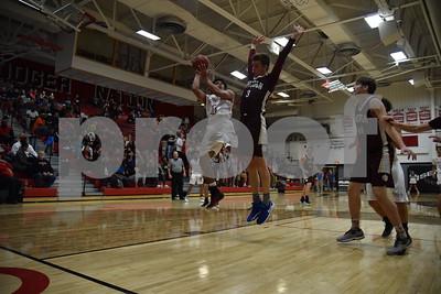DM Lincoln @ Fort Dodge Boys Basketball 12/1/17