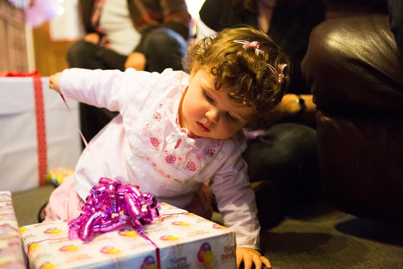 Jazzlyn's First Birthday