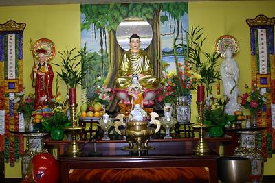 Le Trai Tang Vu Lan 2006