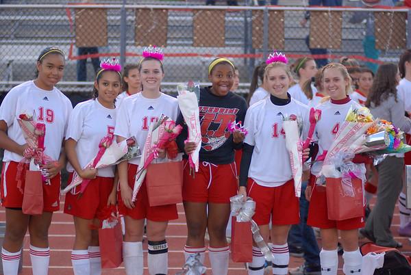 Stebbin's Girl's Soccer 2010