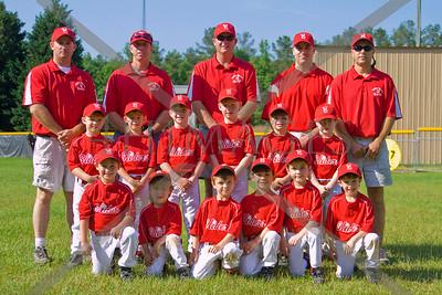 Valley Grande baseball 5-15-10
