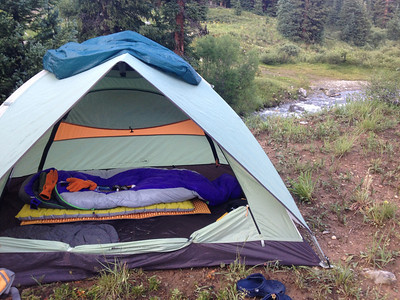 2013 Colorado Backpacking