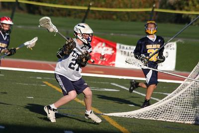 St. Marks Lacrosse vs HP (3/31/2009)