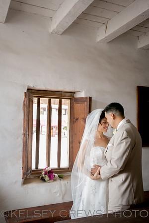 Suzy and Norberto Santa Barbara Wedding