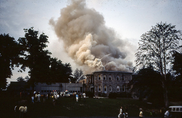 St. Patrick's School Fire - 1968