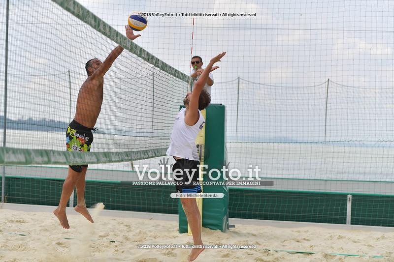 """5ª Edizione Memorial """"Claudio Giri"""" presso Zocco Beach San Feliciano PG IT, 25 agosto 2018 - Foto di Michele Benda per VolleyFoto [Riferimento file: 2018-08-25/ND5_9184]"""