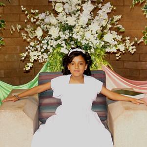 Patricia Perez Baptism