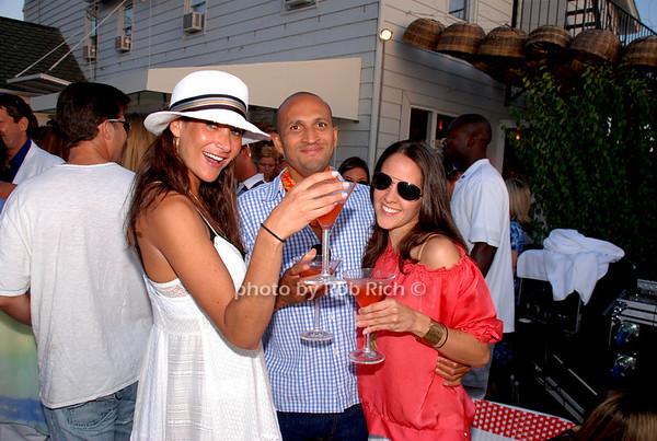 Jessica Bamberger, Mark Welesly and Jennifer Duffy