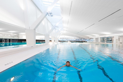 Award of Excellence - Public + Institution - UBC Aquatic Center