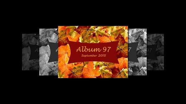 ALBUM 97 SEPTEMBER 2015